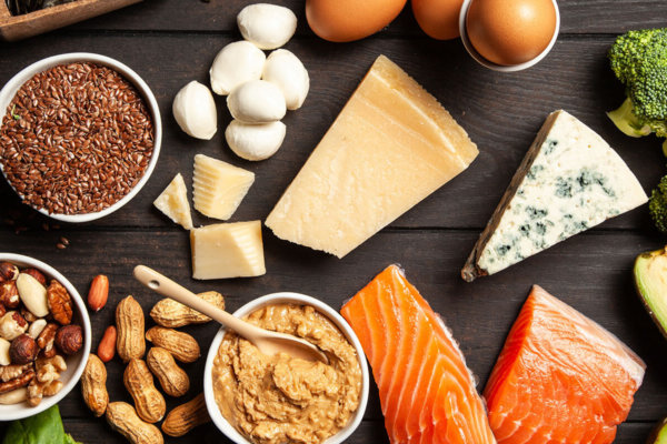 What Food To Eat On Keto Diet