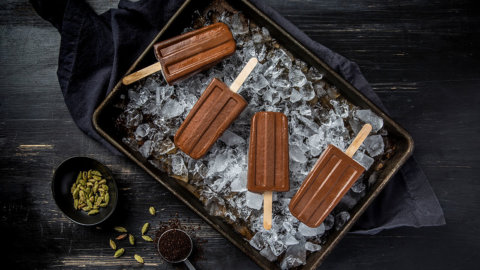 Chocolatey-Mocha Keto Fudgesicle Recipe