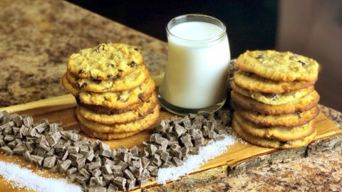 Chocolate Chip Keto Cookies Recipe