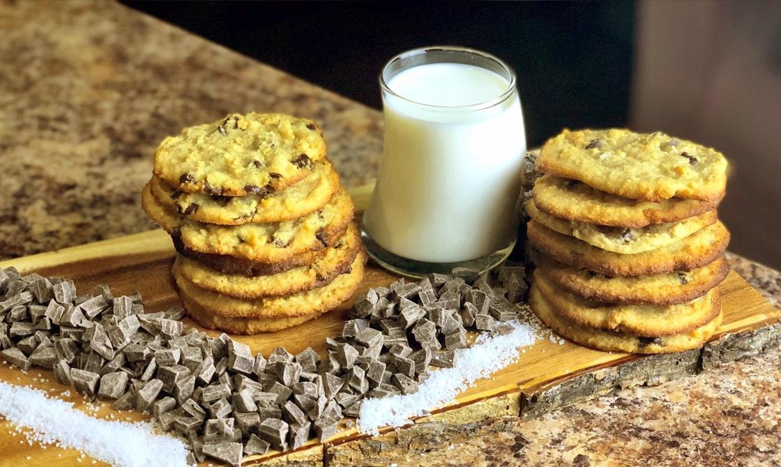 Chocolate Chip Keto Cookies Recipe