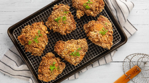Crispy-Good Keto Fried Chicken Recipe