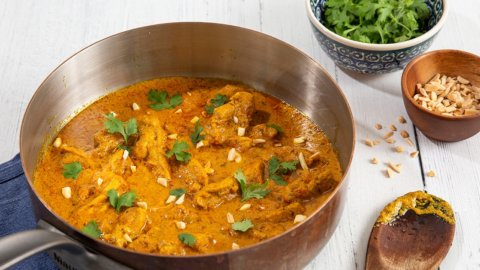 Keto Indian Butter Chicken Recipe