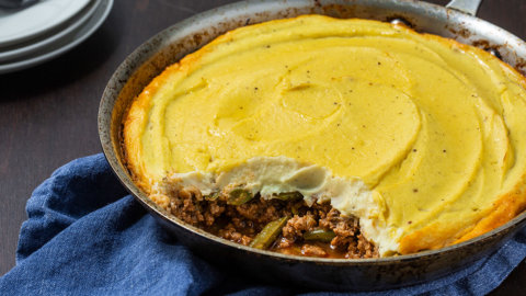 Keto Shepherds Pie Recipe