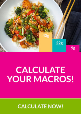 Calculate Your Macros