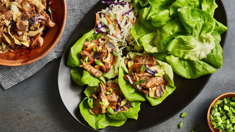Keto Moo Shu Pork Recipe