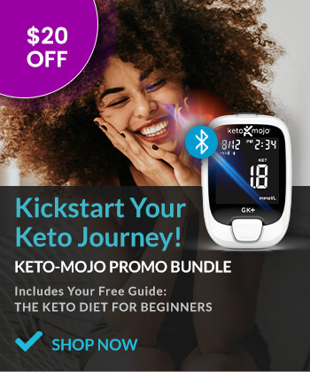 Keto-Mojo 20$ Off Promo Bundle Kit