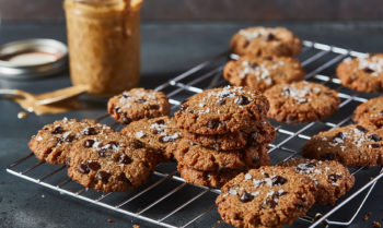 Keto Almond Butter Chocolate Chip Cookies Recipe