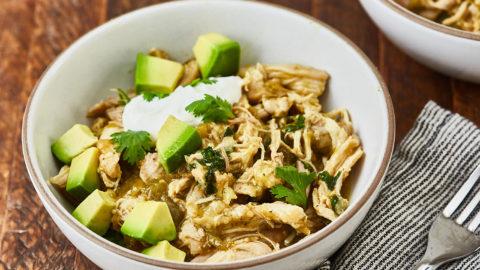 Keto Chile Chicken Verde Recipe