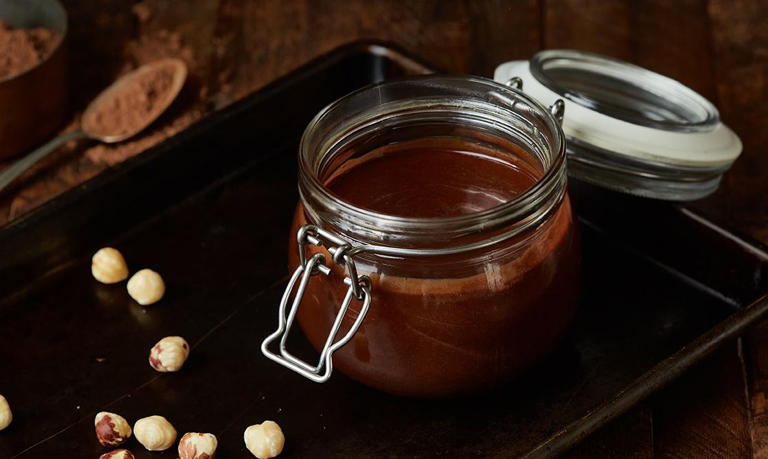 Keto Chocolate Hazelnut Spread Recipe